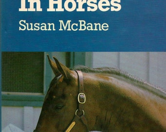 Behaviour Problems in Horses (Hardcover) by Susan McBane 1987 First Edition