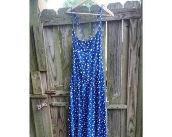 Vintage Caged Straps Dress, best for size 10 -12
