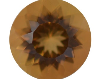 Marialite Loose Gemstone Round Cut 1A Quality 6mm TGW 0.65 cts.
