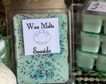 Seaside Soy Wax Melts-100% Soy Wax Melts