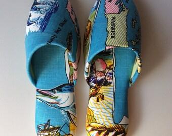 Ocean Slippers ( Standard type.Simply made, but reasonable) JP24cm