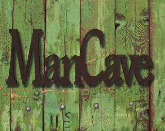 Man Cave sign, Wood Sign with Mancave, Mancave, signs for men, garage signs, cave signs, private places sign, macho signs,