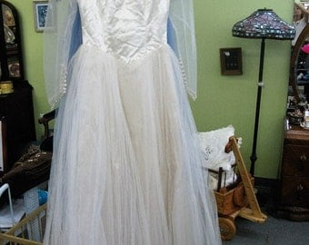 1950's Bridal Gown