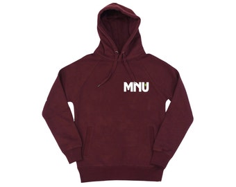 District 9: Mnu Mens Pullover Hoodie