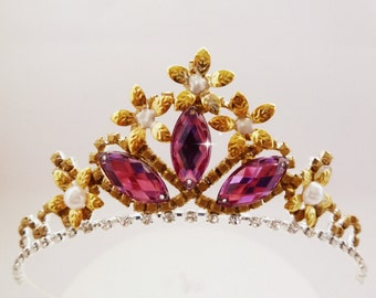 Princess Belle Crown The Beauty And The Beast Belle Crown