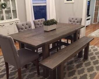 Modern Farmhouse table