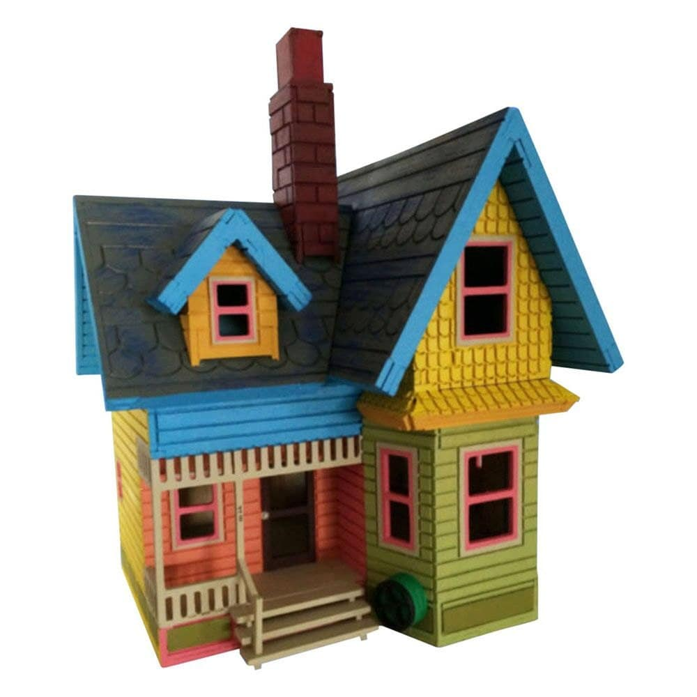 Up House Balloons New Version Up House Model Kit Wedding Present Engagement