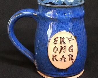 Ek Ong Kar Handmade Ceramic Mug