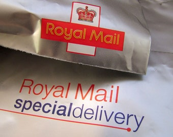 Special Delivery Service Next Day UK only