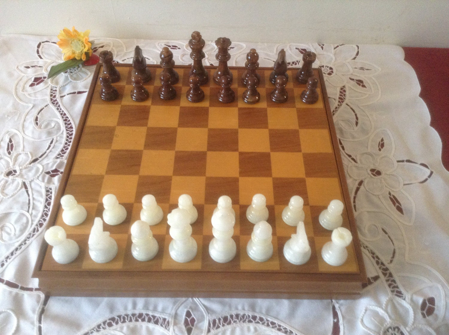 Wonderful quality chess set ornate item beautiful intricate - Ornate chess sets ...