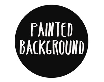 Painted Wood Background | Add-on