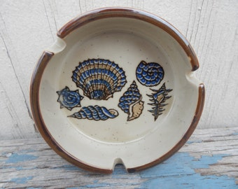 Cute Seashell Ashtray!