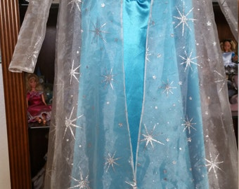 Elsa/Frozen dress