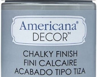 Decoart, Americana Decor Chalky Finish Paint, Vintage, 8 oz (236 ml)