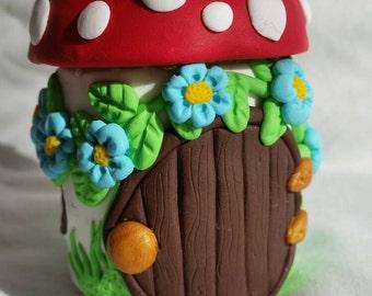 Fairy home jar
