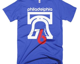 Mens Retro Philadelphia 1976 T-Shirt