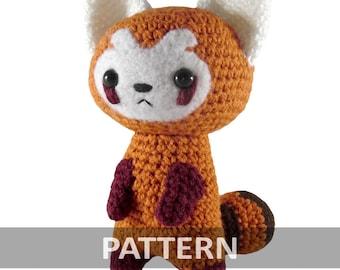 Amigurumi Free Patterns Pokemon : PATTERN Pikachu Amigurumi Crochet Plush PDF by icrochetthings