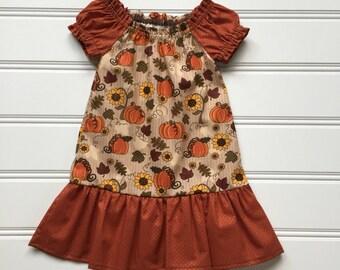 Fall Dress for Girl, Little Girl Dress, Cute Dress for Girl, Baby Girl Dress, Girl Fall Dress, Toddler Girl Outfit, Toddler Dress, Kid Dress