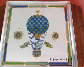 Vintage Georges Briard Fancy Free Food Warmer