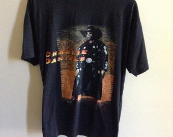 Vintage Charlie Daniels Band - 1992 Tour shirt