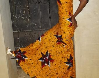 Super gorgeous Ankara gown