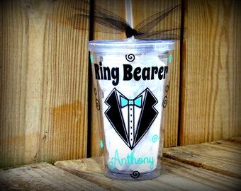 Ring Bearer Gift, Ring Bearer, Ring Bearer Security, Ring Bearer Gift ideas for boys, Ring Security, Personalized Ring Bearer Gift ideas