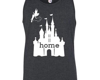 Men's Disney Is My Home Tank