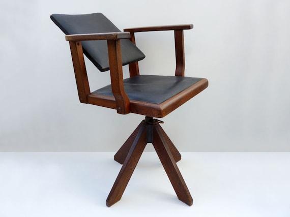 chair vintage office chair bauhaus furniture german furniture
