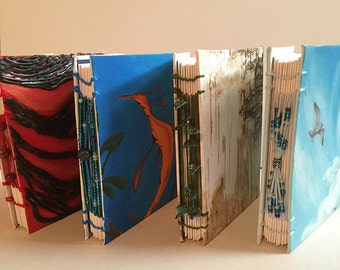 Elements Inspired Handmade Journal Gift Set