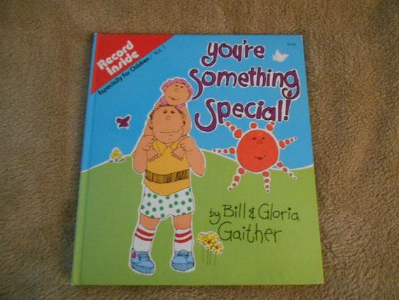 Eres algo especial  libro y registro  Bill & por CannadyCreations