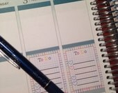 ToDo Lists and more planner stickers to fit Erin Condren, LimeLIfe, and other planners