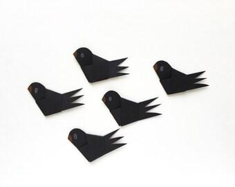 The LuckyMerulas / 10 paper birds