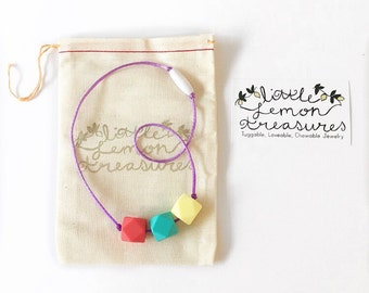 Children's Chunky Bubblegum Necklace, Chunky Girls Necklace, Toddler Necklace, Gumball Necklace, unique girls gift, baby girl necklace