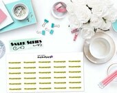"SNARK SERIES: ""Hashtag Housekeeping Fail"" Paper Planner Stickers!"