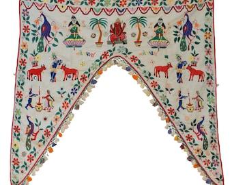 Vintage Indian Toran
