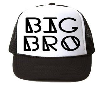 Big Bro Trucker Hat - Youth and Adult