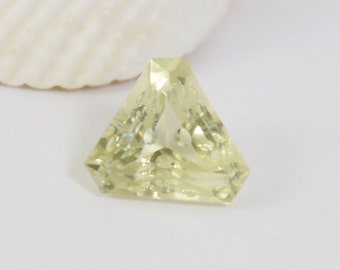 SALE, Lemon Citrine, Loose Gemstone, Natural Citrine, Yellow Gemstone, Fancy Cut, Natural Gemstone