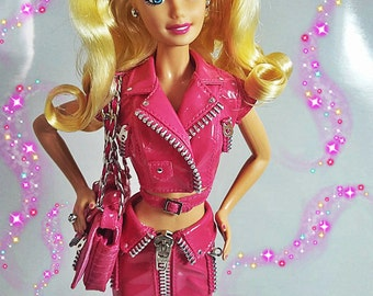 MOSCHINO Barbie outfit for doll PRESALE