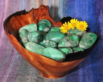 1 VARISCITE Tumbled Stone - Variscite Crystal, Variscite Stone, Tumbled Variscite, Variscite Gemstone, Variscite Healing