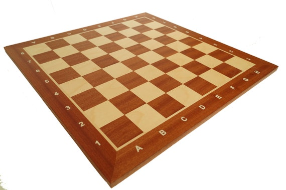 Professional High Quality Chess Board Inlaid by StylishChess