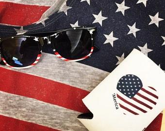 Patriotic Sunglasses