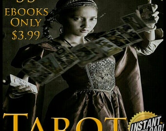 Tarot & Cartomancy Collection of 55 ebooks - PDF and DOC files