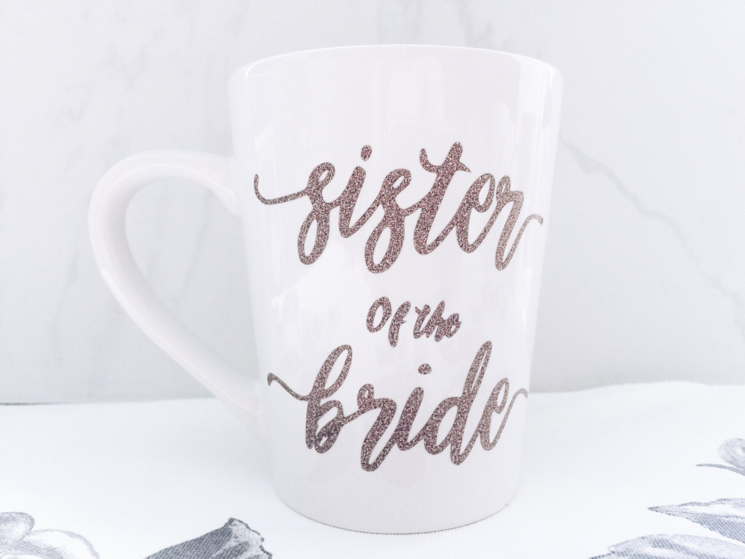 Maid Of Honor Gifts From Bride: Sister Of The Bride Mug Maid Of Honor Gift Bridesmaid