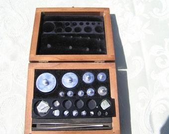 1940's Central Scientific Small Mass Set