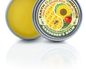 Gardener's Balm - 75% Organic (1oz.)