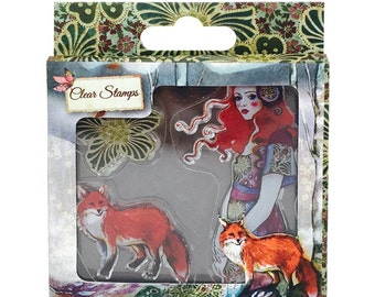 Santoro Willow Clear Stamp The Guide