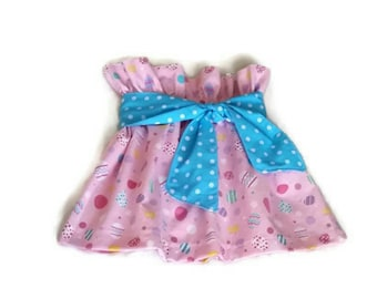 Easter Twirl Skirts with Sash!