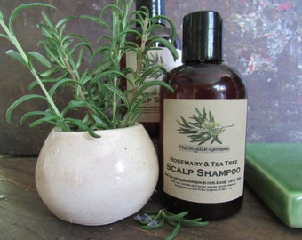 Rosemary & Tea Tree Scalp Shampoo