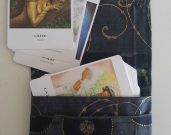 Portfolio / case Tarot