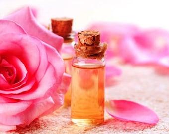 Natural Bulgarian Rose oil otto Rosa Damascena handmade 100% pure Free Delivery